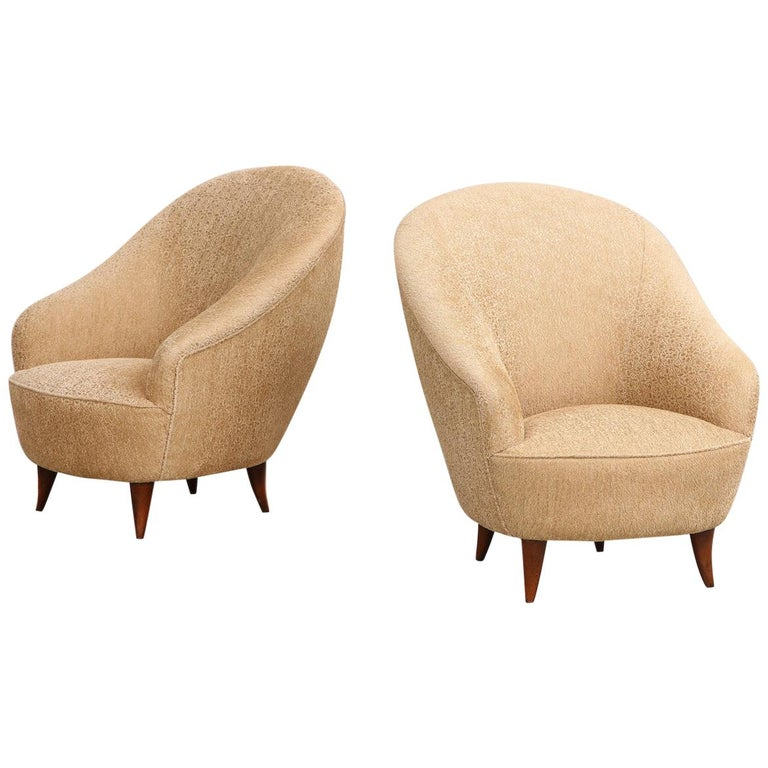Gio Ponti Chairs For Sale