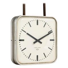 Gio Ponti Clock, Italy, circa 1960