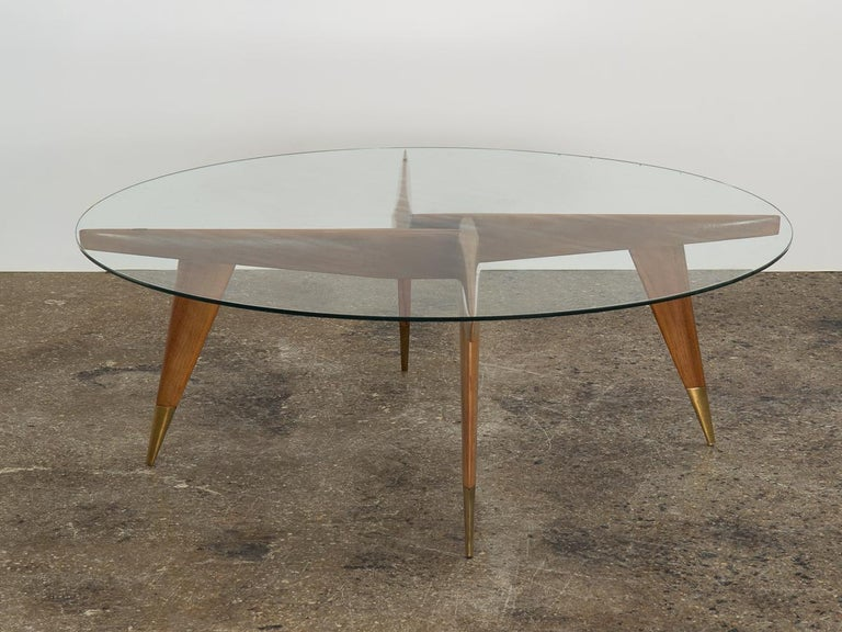 Gio Ponti Cocktail Table In Good Condition For Sale In Brooklyn, NY