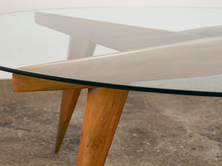 Mid-20th Century Gio Ponti Cocktail Table For Sale