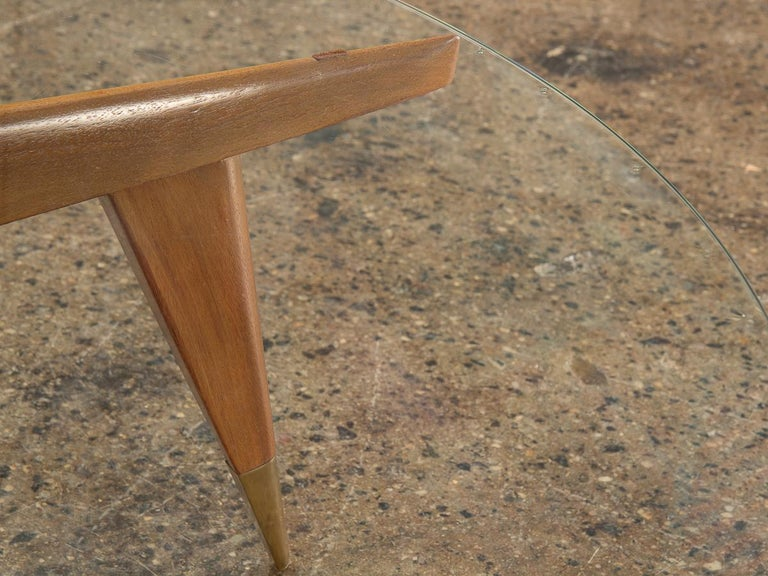 Gio Ponti Cocktail Table For Sale 1