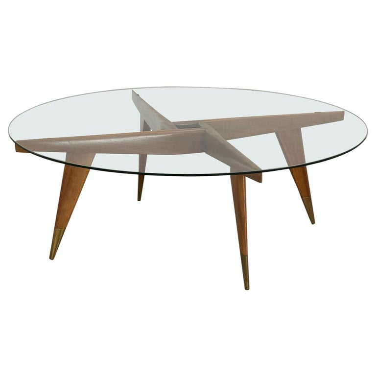 Gio Ponti Cocktail Table For Sale