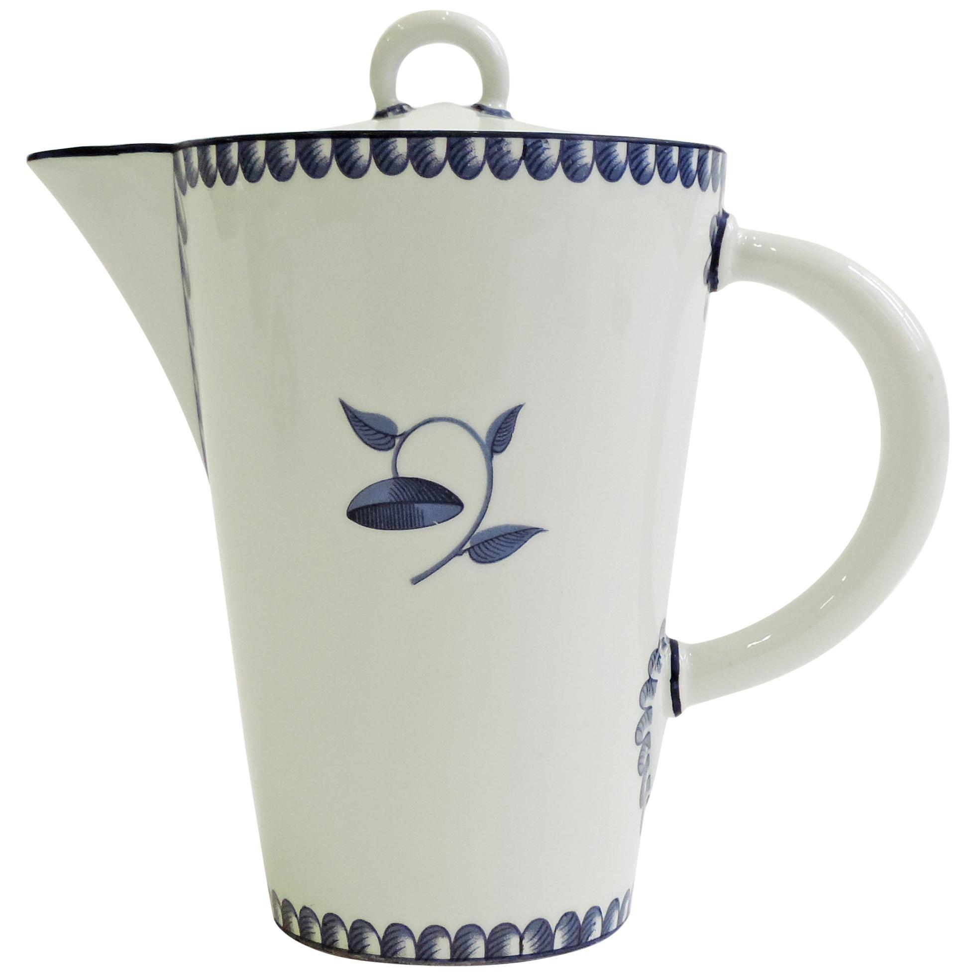 Gio Ponti Coffee Pot for Richard Ginori / Pittoria Di Doccia