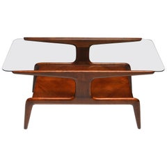 Gio Ponti Coffee Table, 1950s