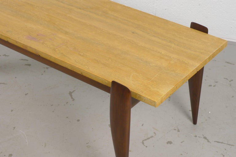 Gio Ponti Coffee Table for Singer and Sons, USA For Sale 1