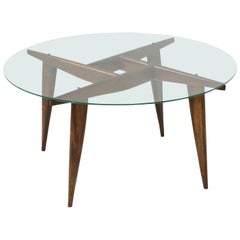 Gio Ponti Coffee Table for Singer & Sons
