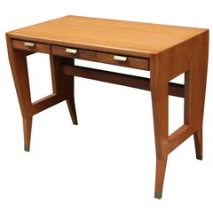 Gio Ponti Deigned Small Writing Table or Console