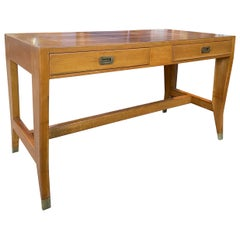 Gio Ponti Desk from the National Lavoro Bank, Italy, 1950s