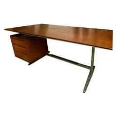 Gio Ponti Desk, Rima, Italia, 1950s