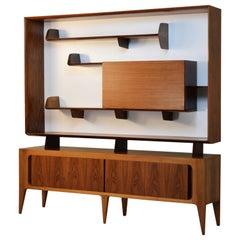 Gio Ponti Display Cabinet, 1951