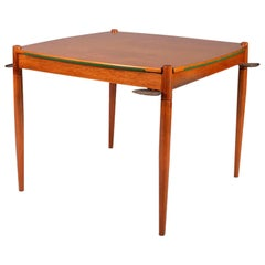 Gio Ponti double sided Card/Games Table