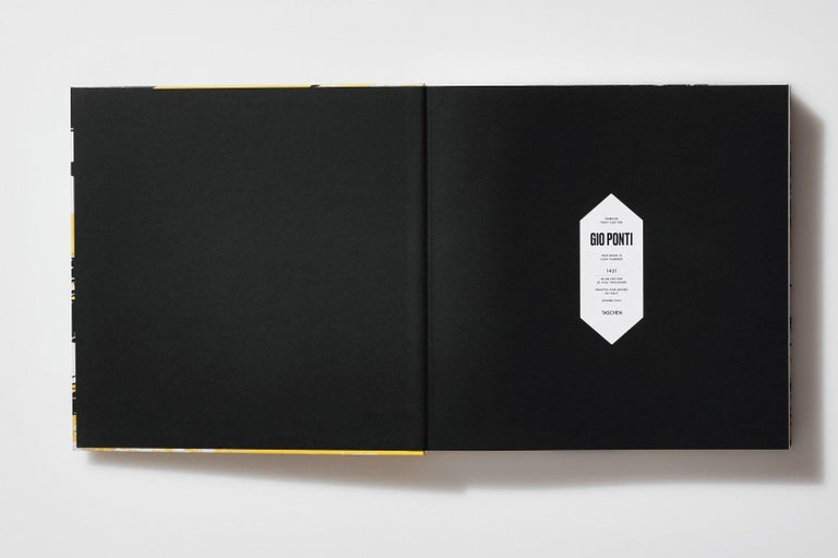 Italian Gio Ponti, First Edition Book For Sale