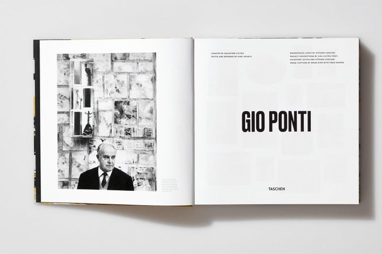 Gio Ponti, First Edition Book In New Condition For Sale In Los Angeles, CA