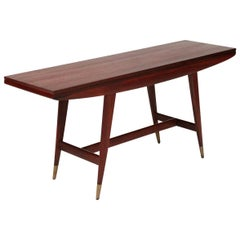 Gio Ponti Flip-Top Console for Singer & Sons