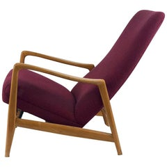 Gio Ponti for Cassina Armchair Model 829
