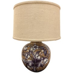 Gio Ponti for Richard Ginori Ceramic Lamp