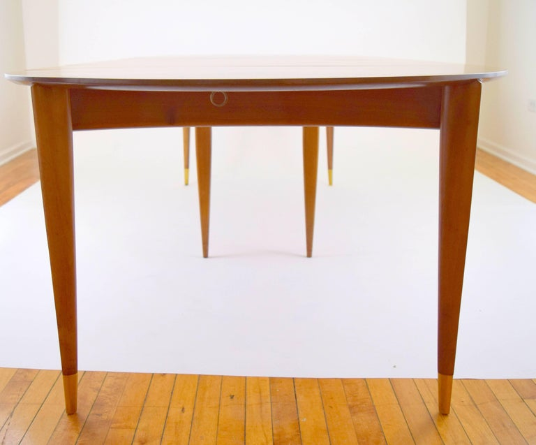 Gio Ponti for Singer and Sons Dining Table For Sale 3
