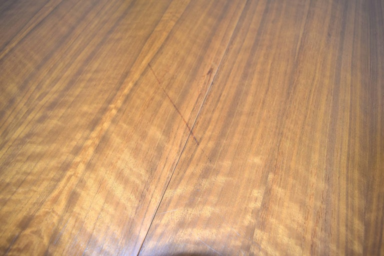 Gio Ponti for Singer and Sons Dining Table For Sale 5