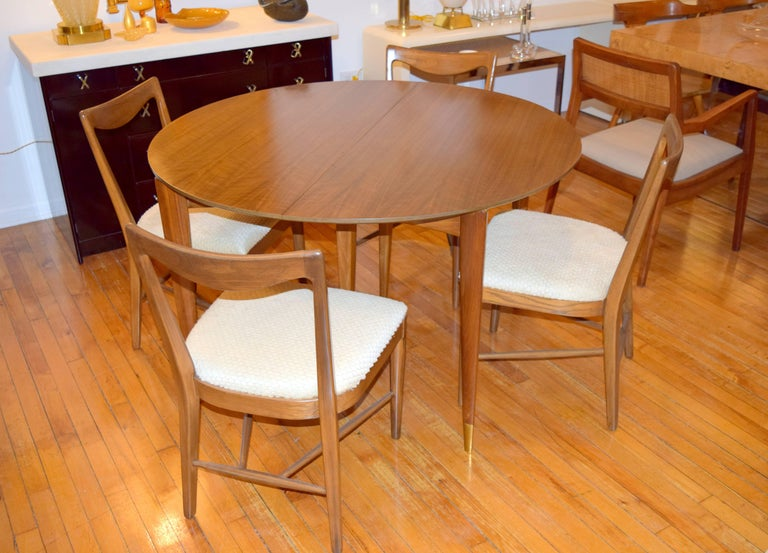 Gio Ponti for Singer and Sons Dining Table For Sale 7