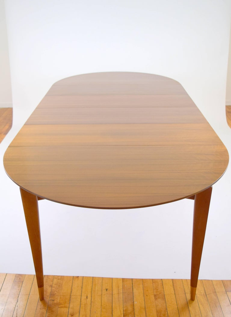 Gio Ponti for Singer and Sons Dining Table For Sale 2