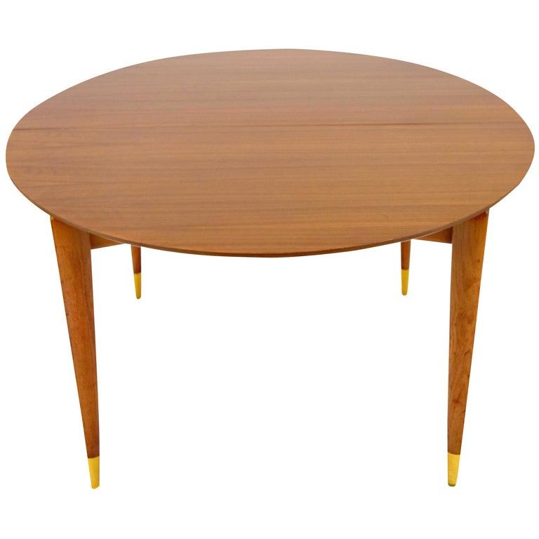 Gio Ponti for Singer and Sons Dining Table For Sale