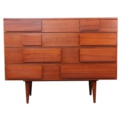 Gio Ponti for Singer & Sons Cabinet, Model 2129
