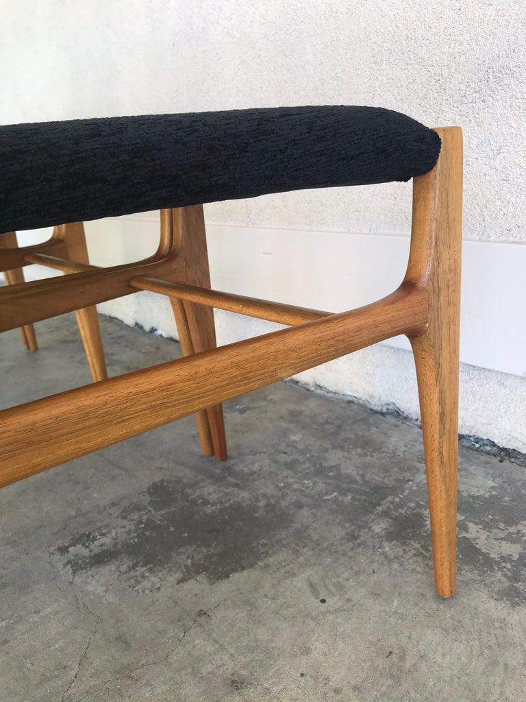 Gio Ponti Four Dining Chairs, 20th Century For Sale 2