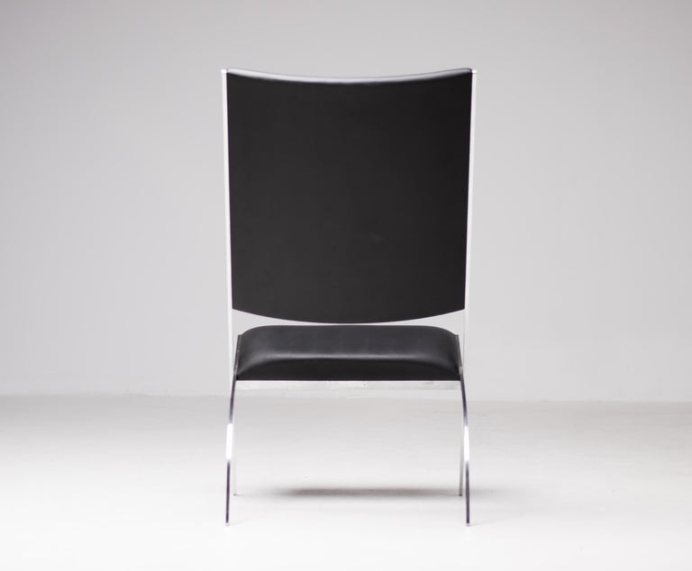 Gio Ponti Gabriella Chair In Excellent Condition For Sale In Dronten, NL