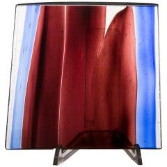 Gio Ponti Glass Sculpture by Venini