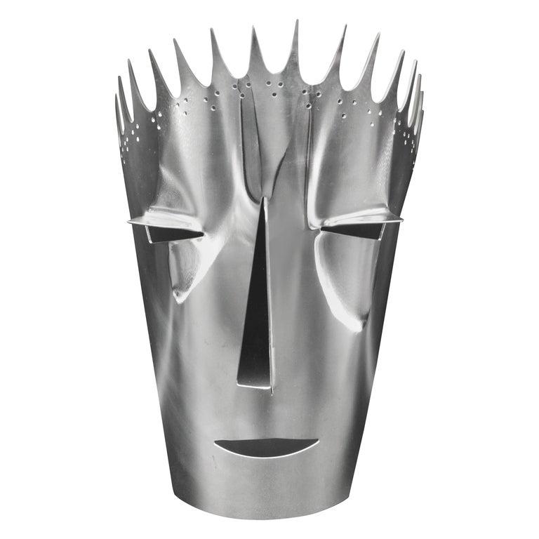 """Gio Ponti """"Il Diavolo"""" Decorative Mask For Sale"""