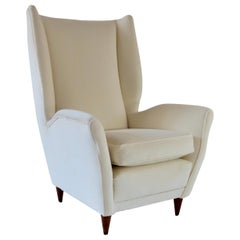 ISA Bergamo Wingback Chairs