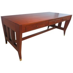 Gio Ponti Large Desk, Library Table