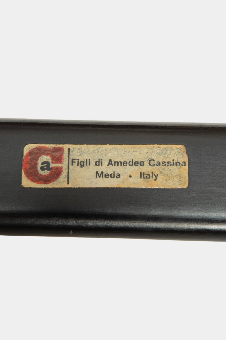 Gio Ponti Leggera Chair Cassina, 1960s For Sale 6