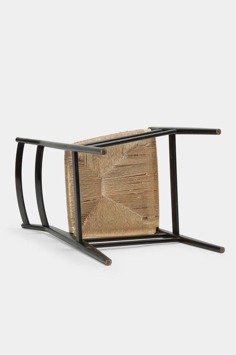 Plastic Gio Ponti Leggera Chair Cassina, 1960s For Sale
