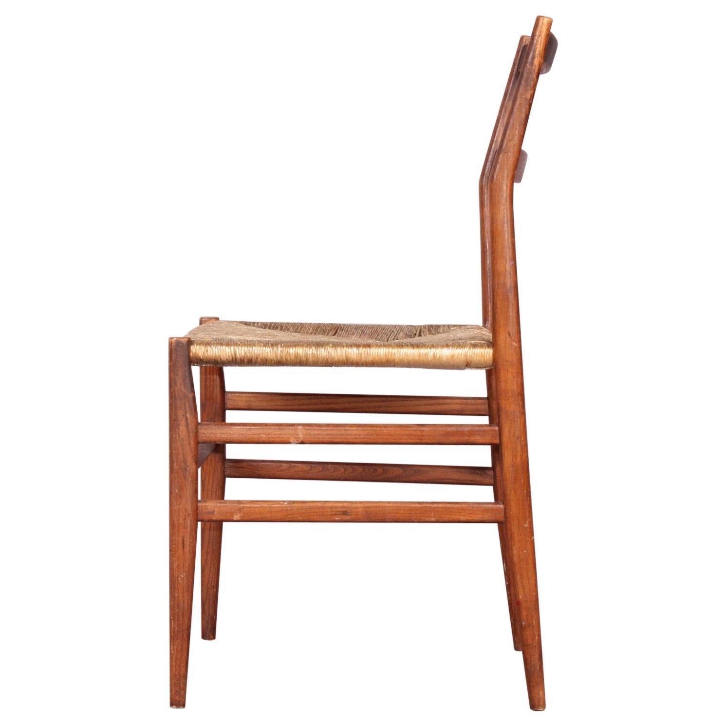 Gio Ponti Leggera Chair, Italy, 1950s