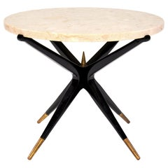 Gio Ponti Marble Side Table
