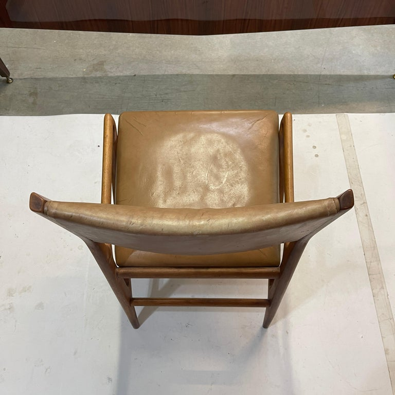 Gio Ponti Model 688 Chair For Sale 4