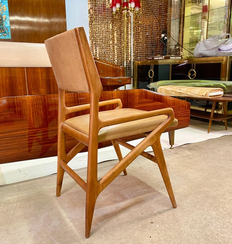 Gio Ponti Model 688 Chair For Sale 7