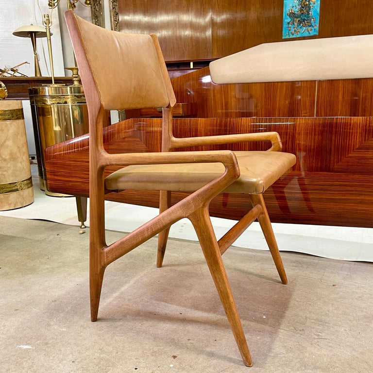 Gio Ponti Model 688 Chair For Sale 8