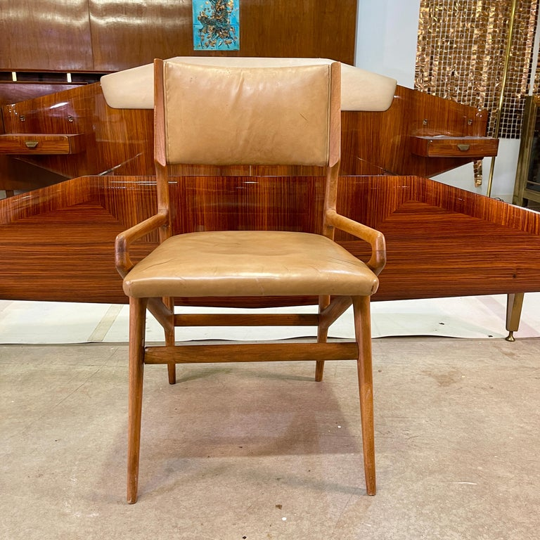Gio Ponti Model 688 Chair For Sale 9