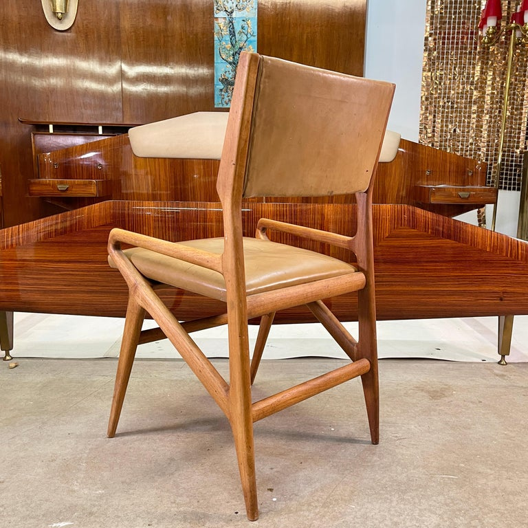 Gio Ponti Model 688 Chair For Sale 11