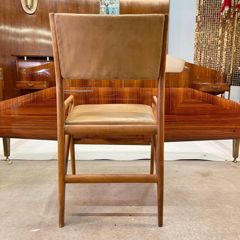 Gio Ponti Model 688 Chair For Sale 12
