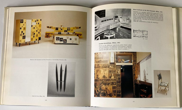 Gio Ponti Monograph For Sale 3