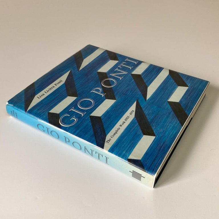 First edition, hardcover monograph titled