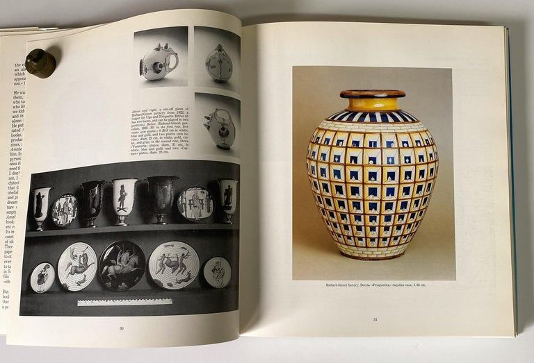 Gio Ponti Monograph In Good Condition For Sale In New York, NY