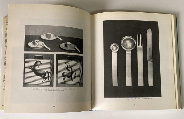 Late 20th Century Gio Ponti Monograph For Sale