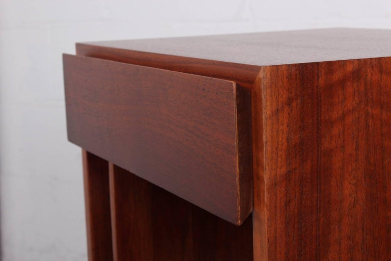 Gio Ponti Nightstands for Singer & Sons For Sale 6