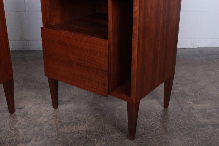 Gio Ponti Nightstands for Singer & Sons For Sale 5
