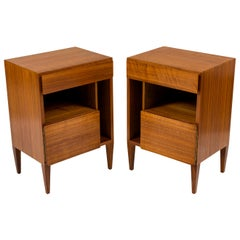 Gio Ponti Nightstands for Singer & Sons, Italy, 1955