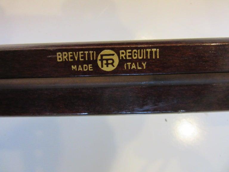 Gio Ponti Ninfea Chairs for Brevetti Reguitti, Italy For Sale 4